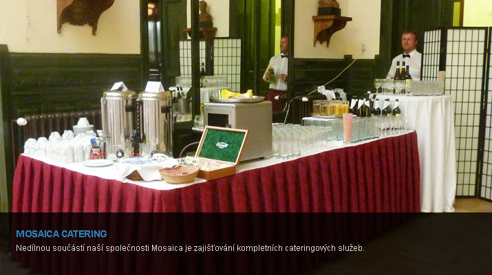 MOSAICA CATERING